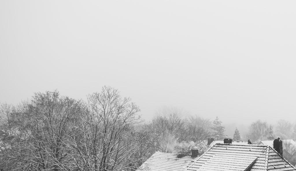 Über den Dächern von Linden