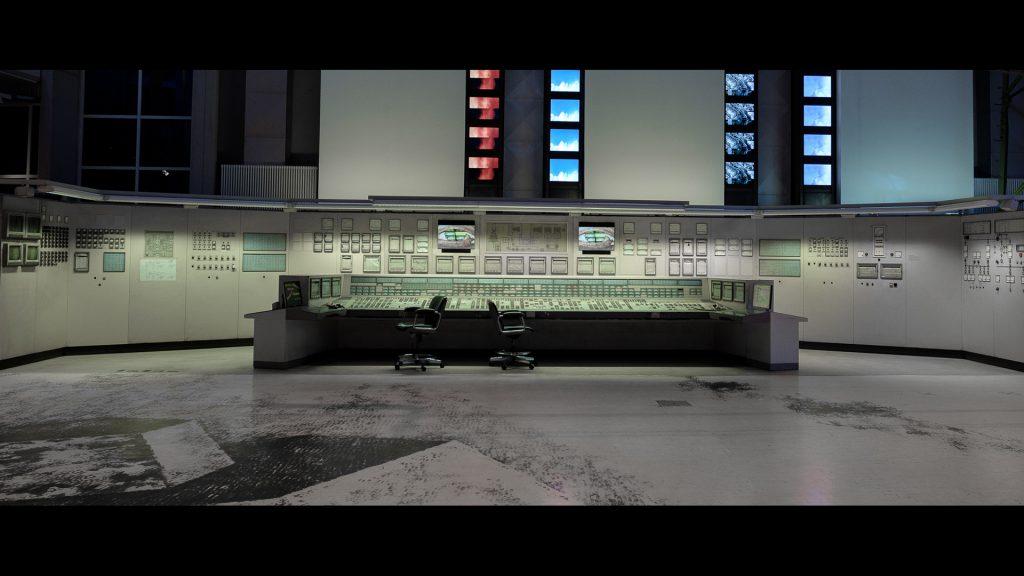 Kontrollzentrum zur Weltherrschaft