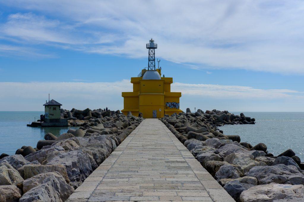 Faro di Punta Sabbioni