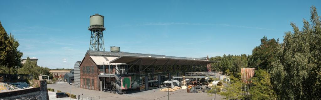 Jahrhunderthalle Panorama