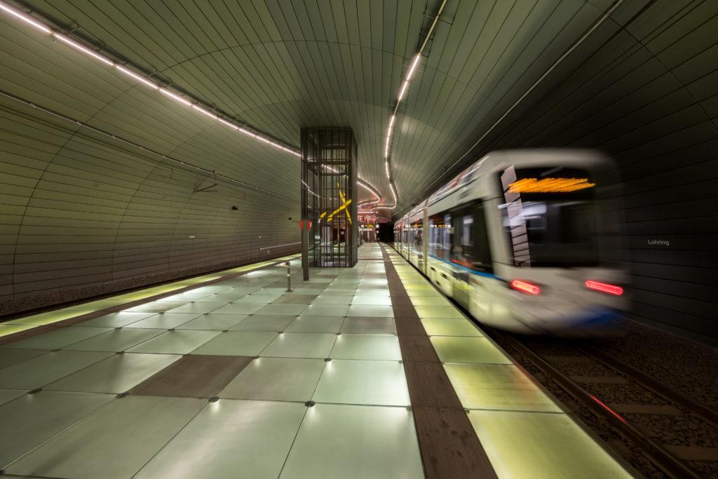 U-Bahnhaltestelle Lohring