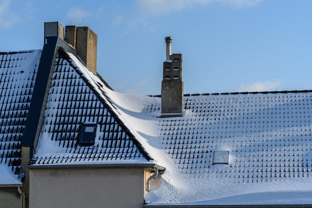 Über den Dächern von Bochum