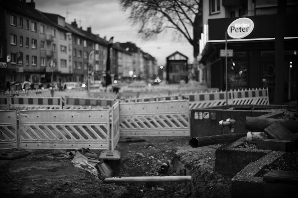 Baustellenreport