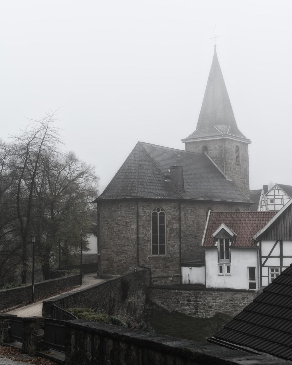 Burgkirche in Blankenstein