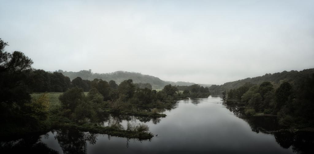 Ein Morgen an der Ruhr